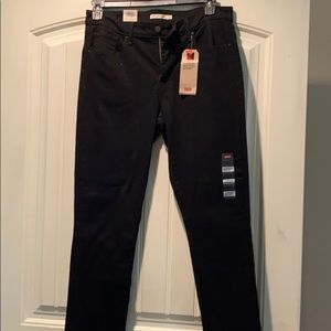 Levi's Classic Mid Rise Skinny Size 14